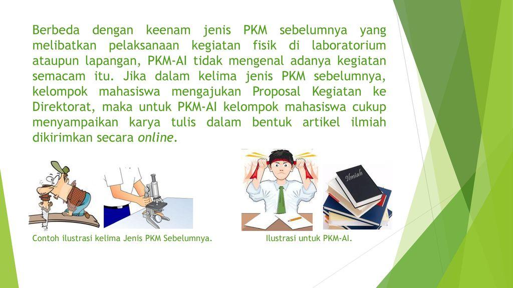 Program Kreatifitas Mahasiswa Artikel Ilmiah Ppt Download