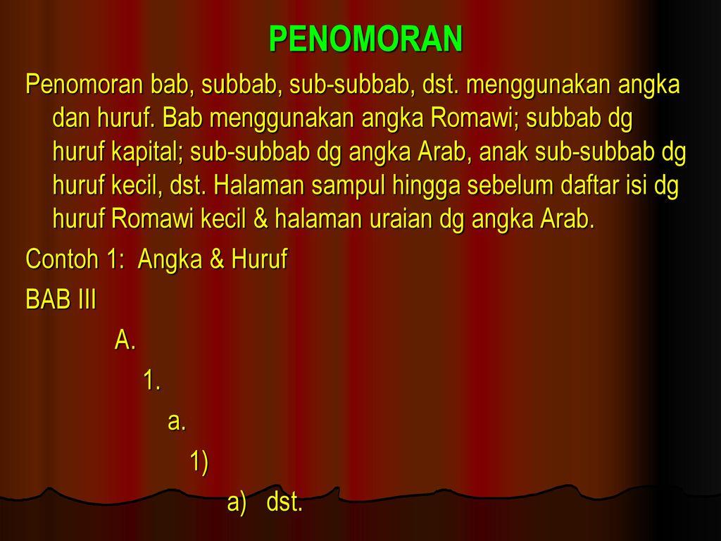 Anatomi Dan Struktur Buku Ajar Ppt Download