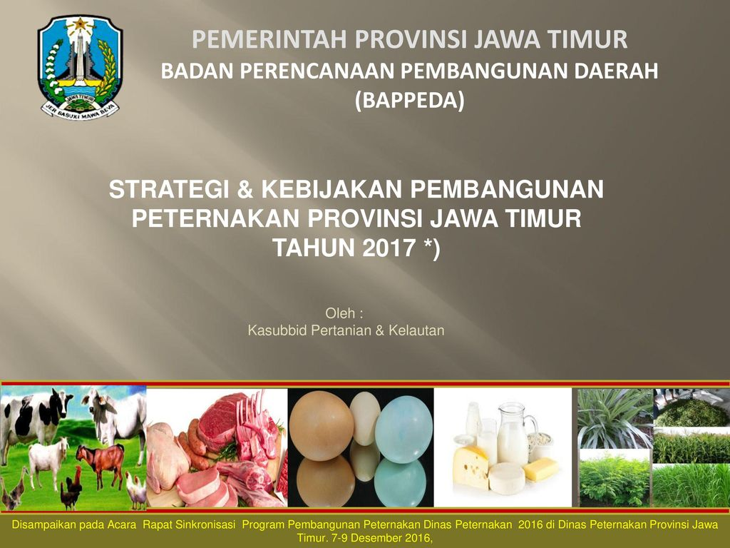 Pemerintah Provinsi Jawa Timur Ppt Download