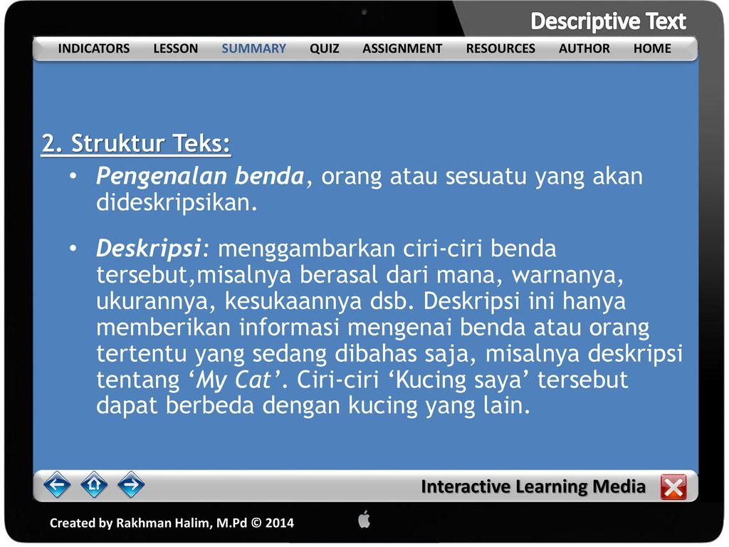 English For 8th Grade Students Semester 1 Ppt Download