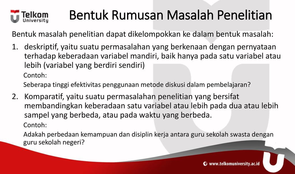 Perumusan Masalah Dan Literature Review Ppt Download