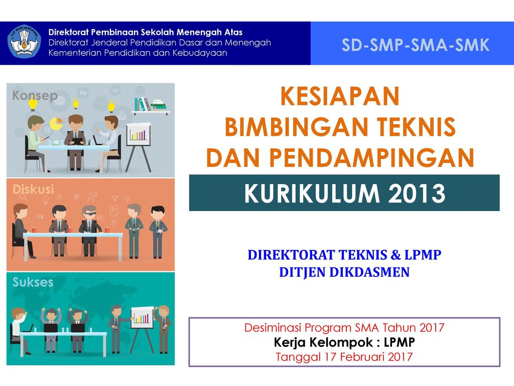 DIREKTORAT TEKNIS & LPMP - ppt download