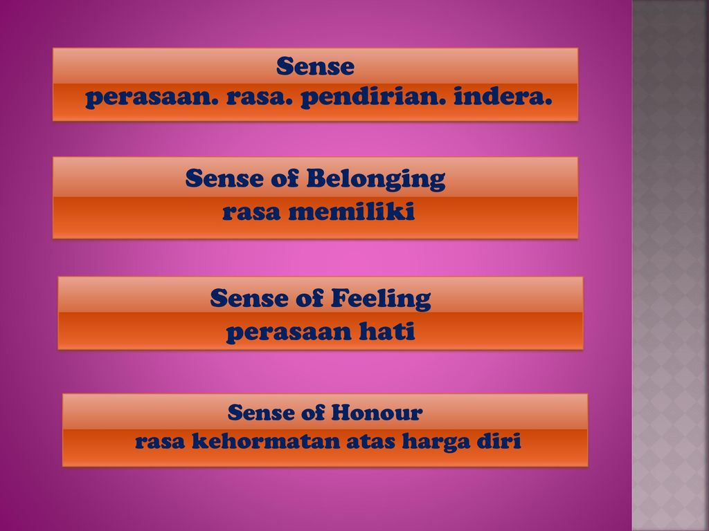 sense of belonging thesis Developing a sense of belonging during resettlement amongst former refugee young adults by novjyot (joti) brar-josan a thesis submitted in partial fulfillment of the.