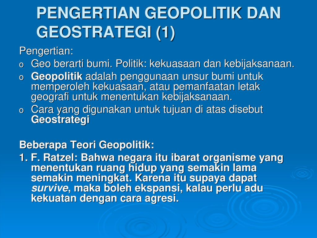 Jelaskan Latar Belakang Terbentuknya Wawasan Nusantara Dalam Konteks Nkri Brainly Co Id