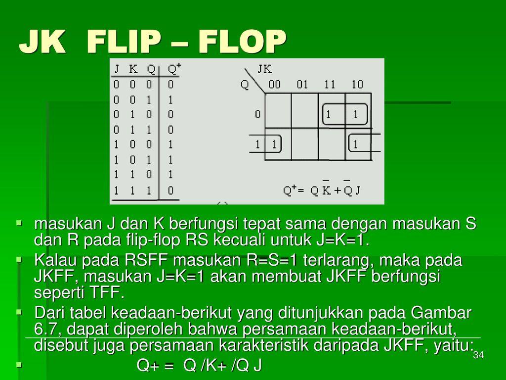 Flip Flop Ppt Download