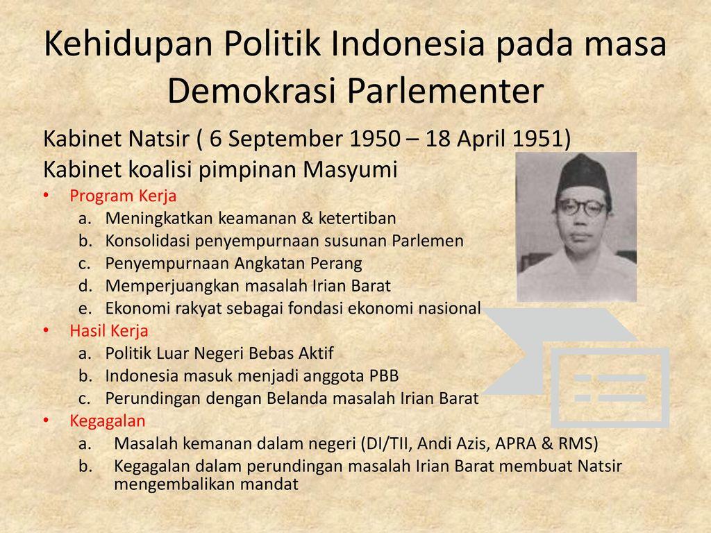 Demokrasi Parlementer Ppt Download
