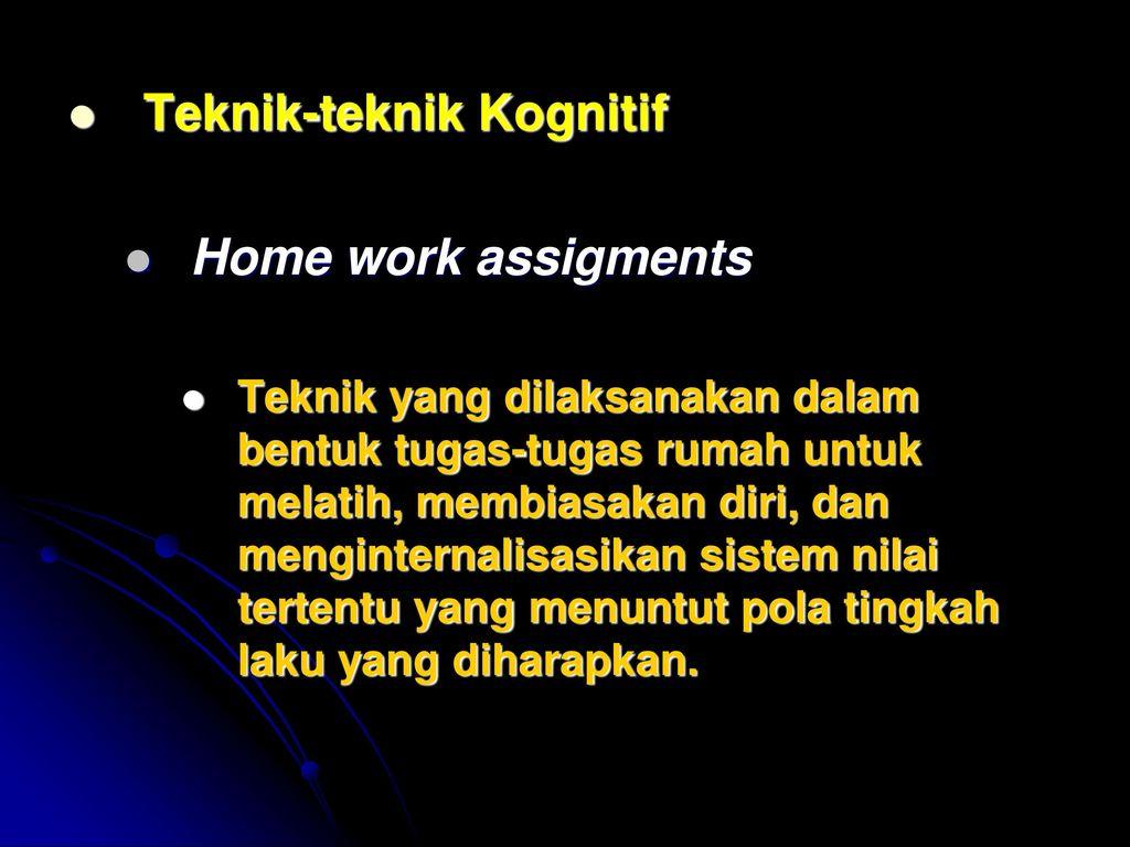 terni home work