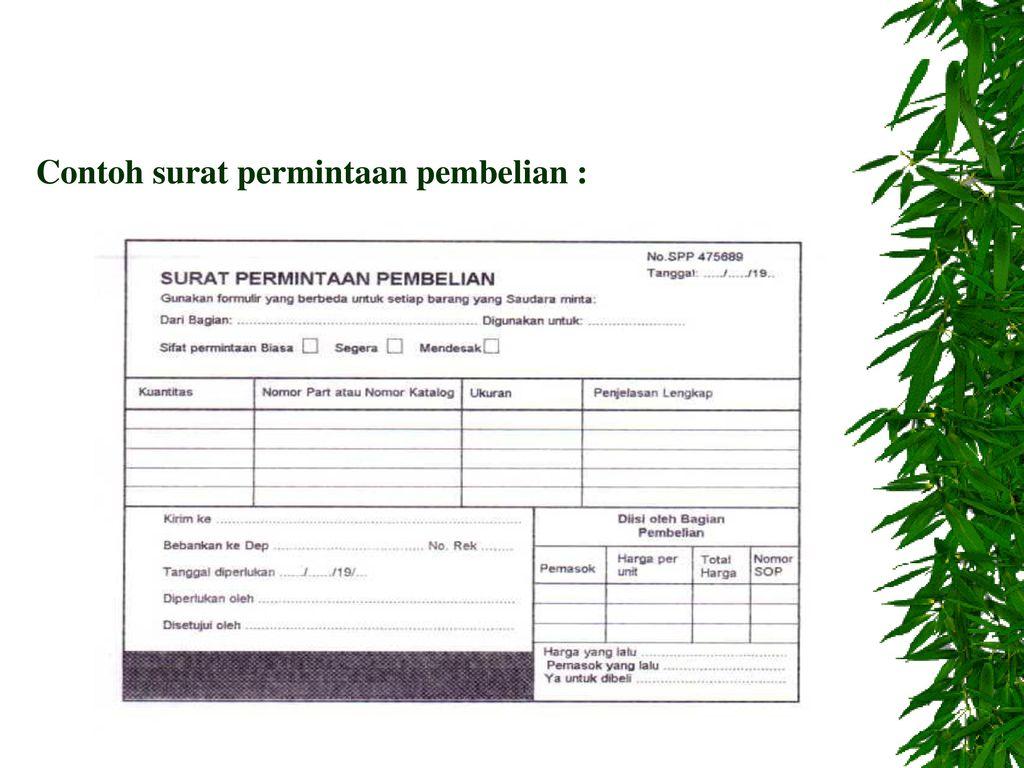 Sistem Akuntansi Pembelian Ppt Download