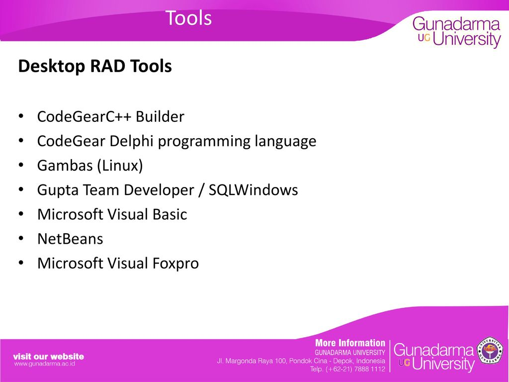 Rapid Application Development - ppt download