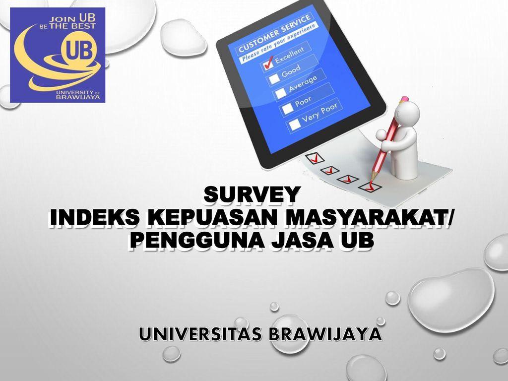 Contoh Laporan Hasil Survey Indeks Kepuasan Masyarakat Kumpulan Contoh Laporan