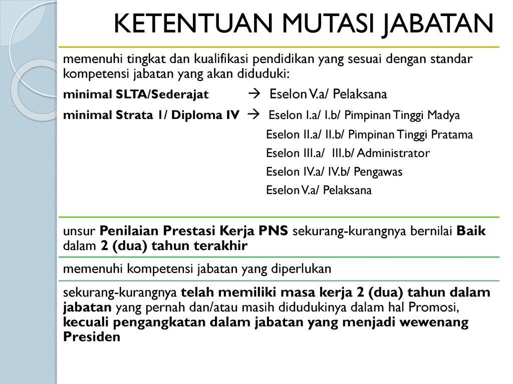 Pola Karier Pegawai Kementerian Perhubungan Ppt Download