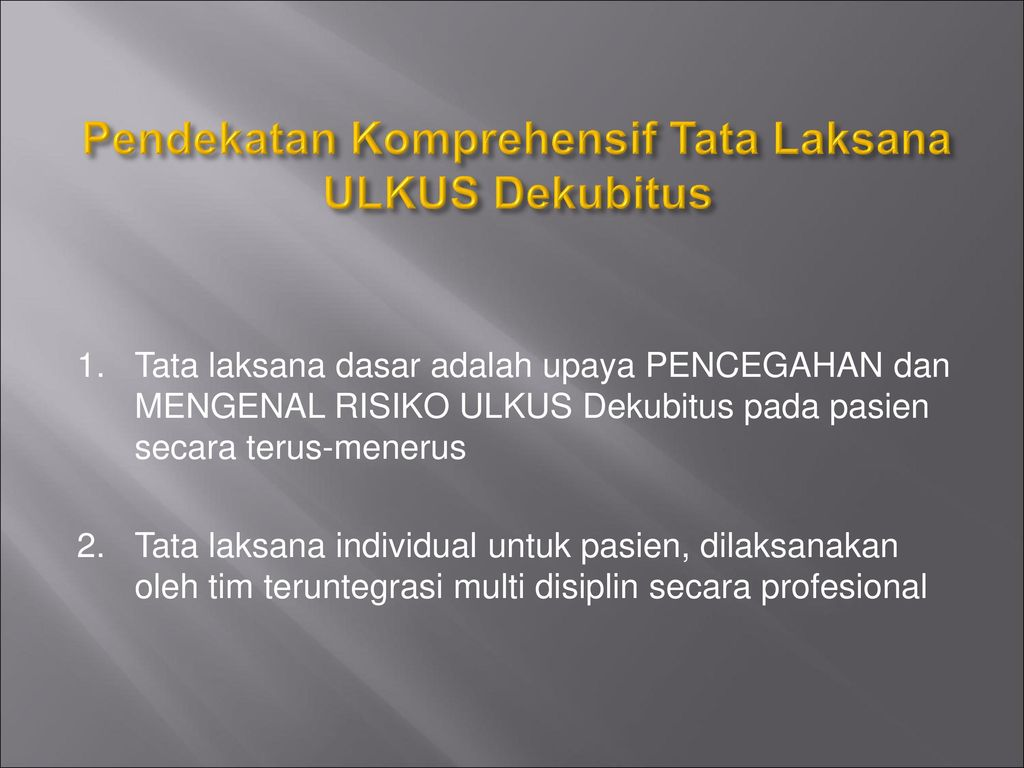 Lanjutan Presentasi Dr Nuhonni Ppt Download