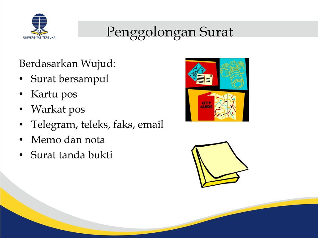 Inisiasi 5 Jenis Surat Dinas Ppt Download