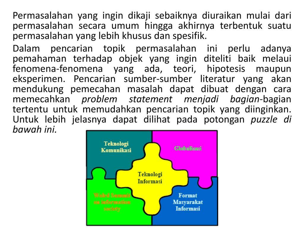 Ii Identifikasi Masalah Dan Hipotesis Ppt Download