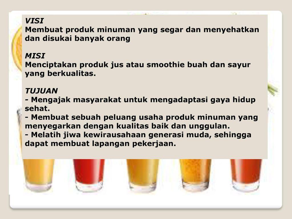 Healthy Juice Ppt Download