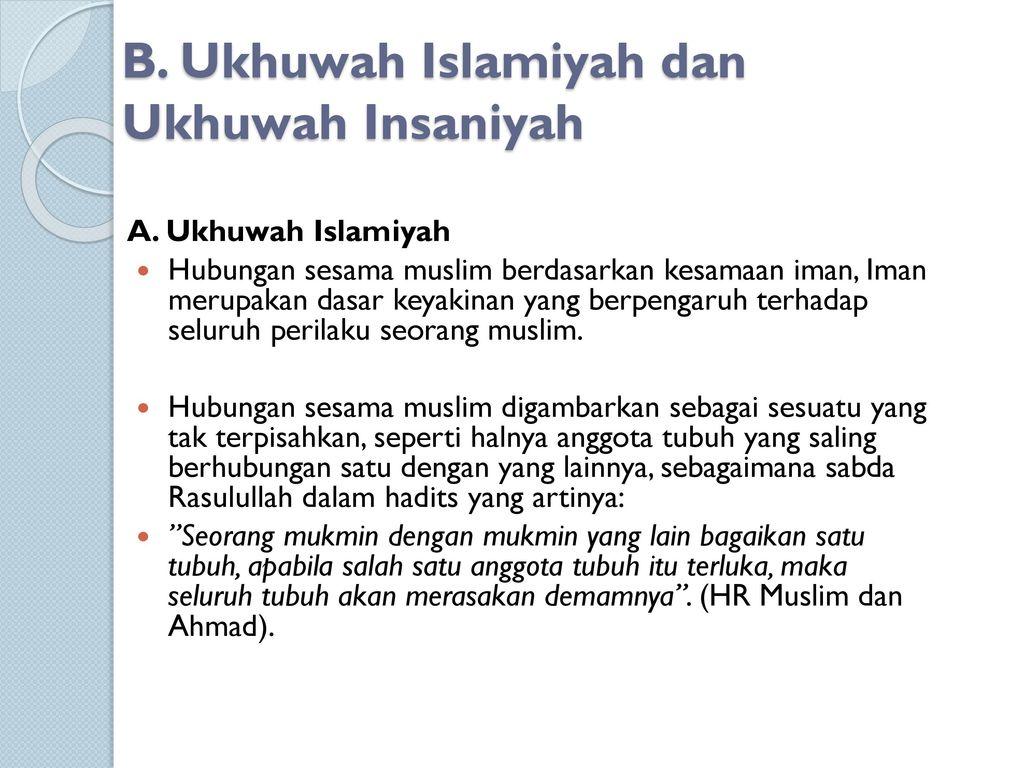 BAB IX KERUKUNAN UMAT BERAGAMA - ppt download