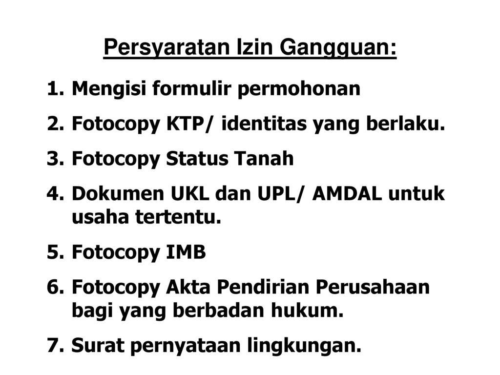 Kantor Pelayanan Perizinan Kabupaten Pacitan Ppt Download