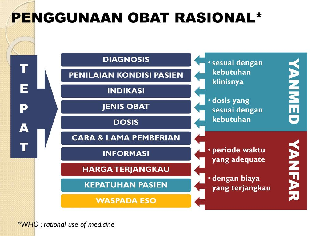 Penggunaan Obat Rasional Ditinjau Dari Indikator Peresepan Ppt Download