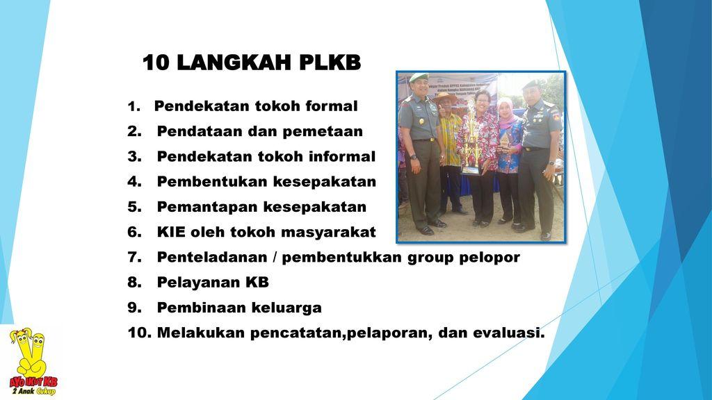 Refleksi Sharing Pengelolaan Program Kkbpk Di Wilayah Binaan Ppt Download