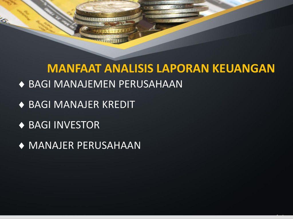 Manfaat Laporan Keuangan Bagi Investor Seputar Laporan