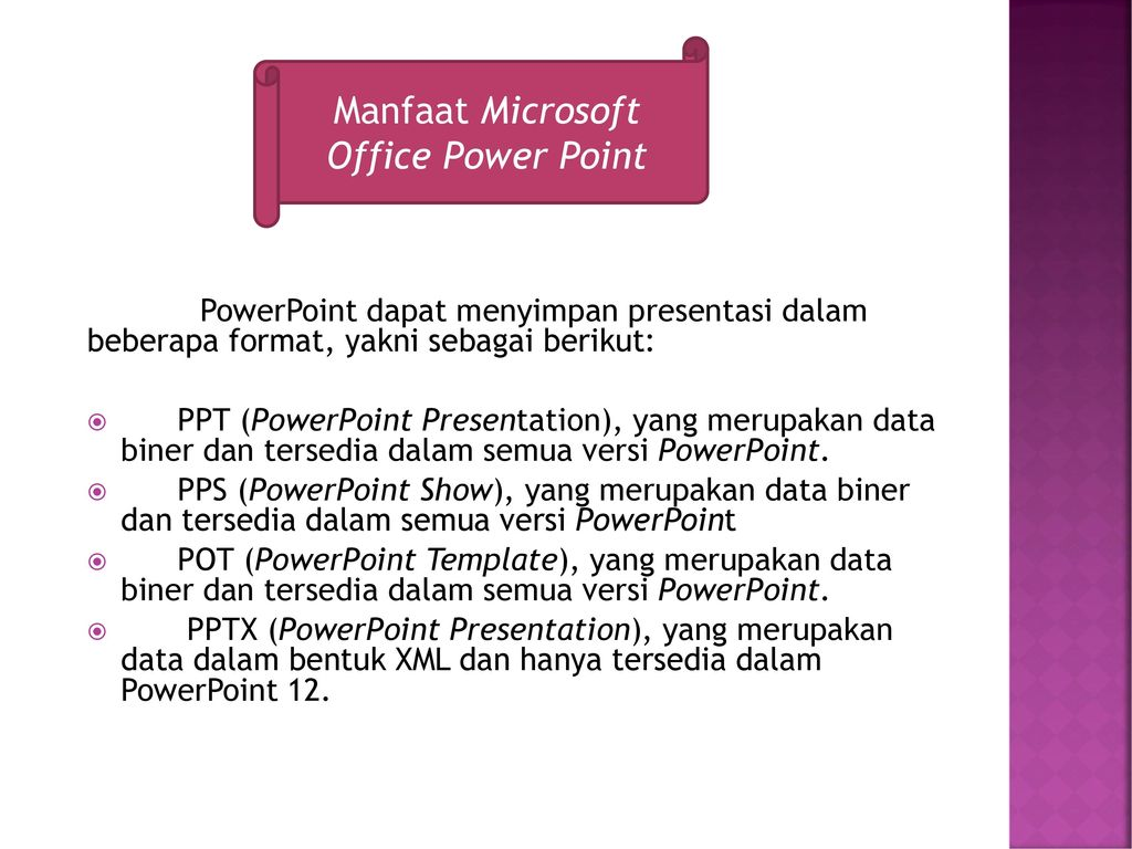 manfaat microsoft power point