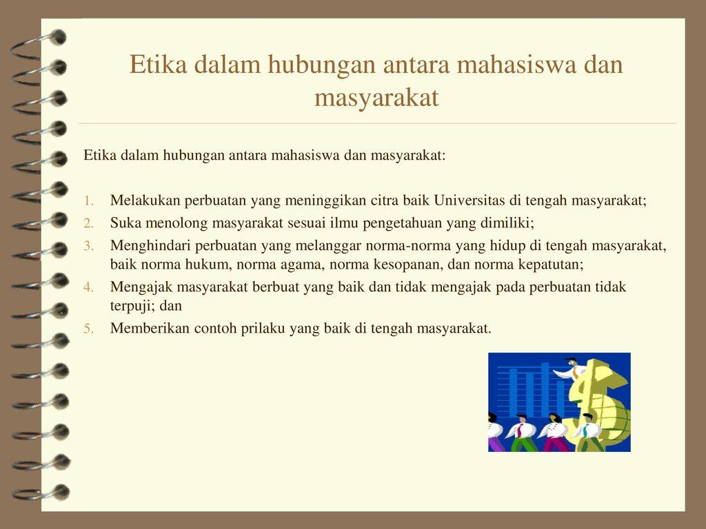 Kode Etik Mahasiswa Fakultas Ilmu Budaya Ppt Download