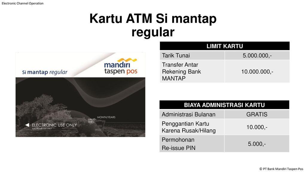 Atm Bank Mantap Costumer Care 0361 Ppt Download