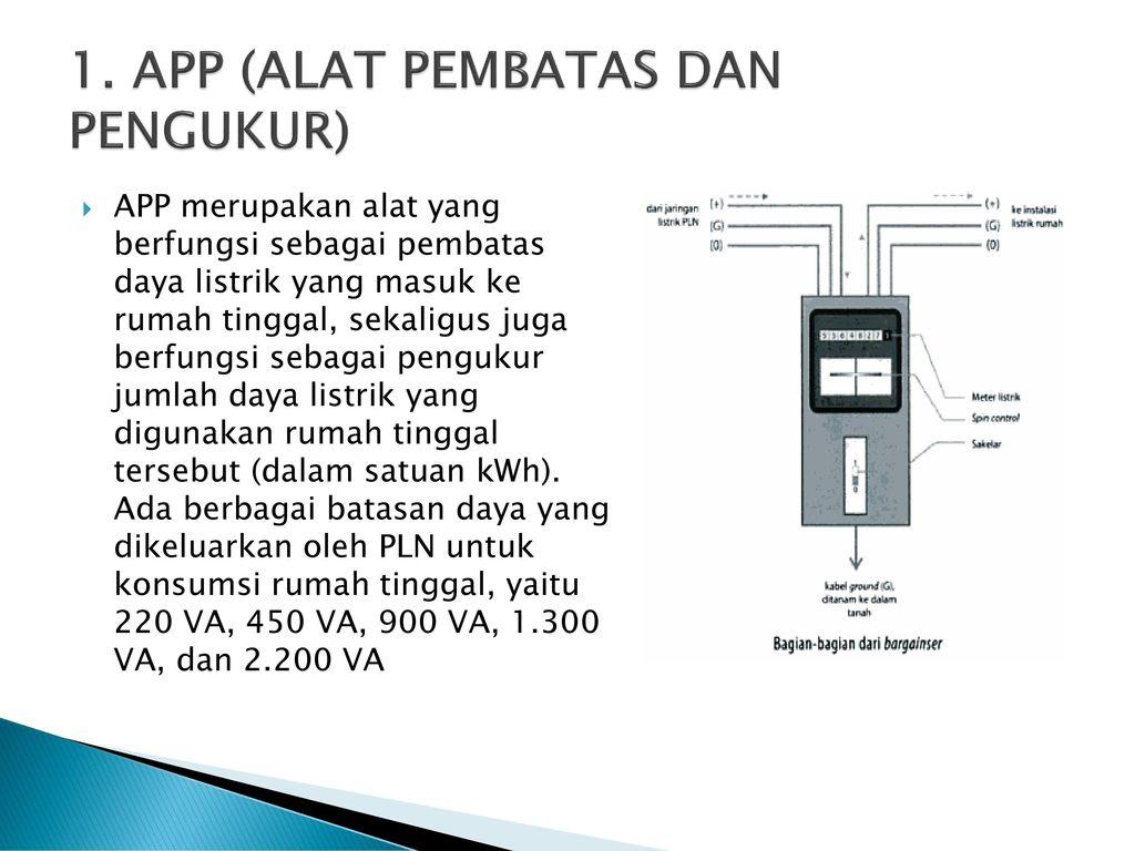 Peralatan instalasi listrik ppt download 5 1 ccuart Choice Image