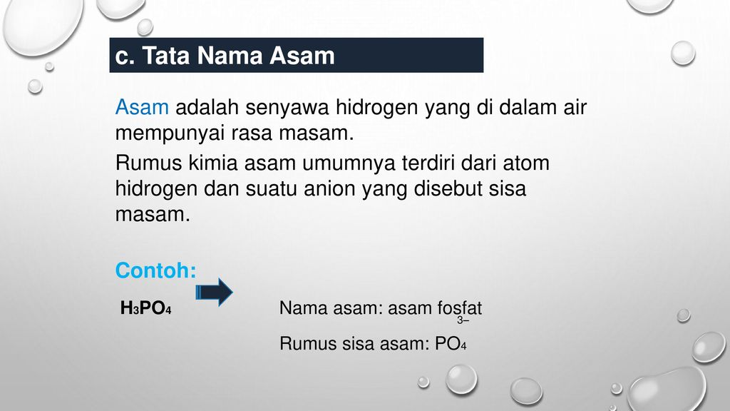 Tata Nama Senyawa Kimia Ppt Download