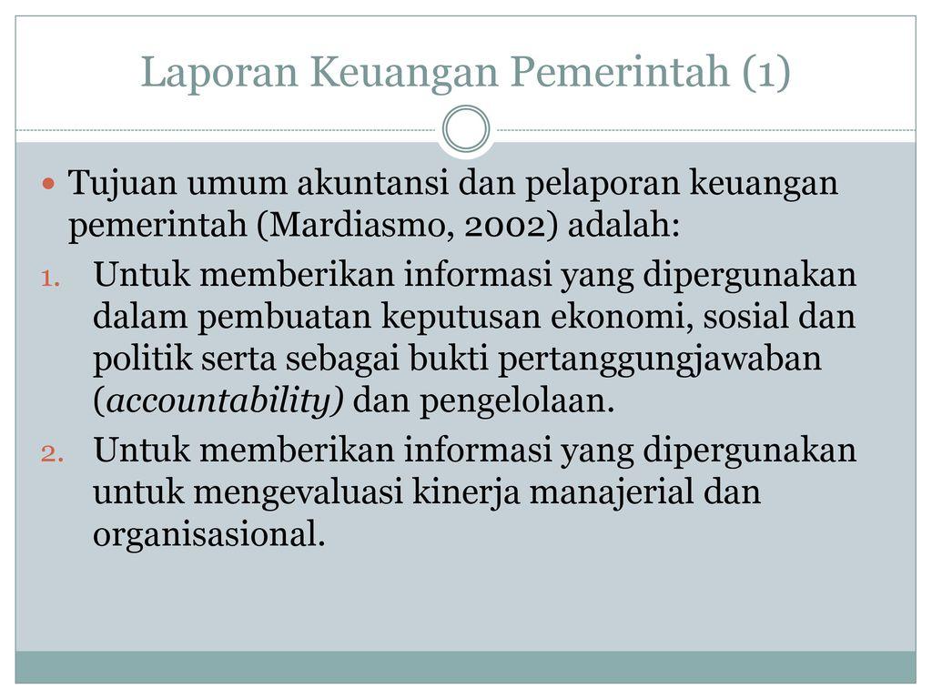 Akuntansi Pemerintahan Ppt Download