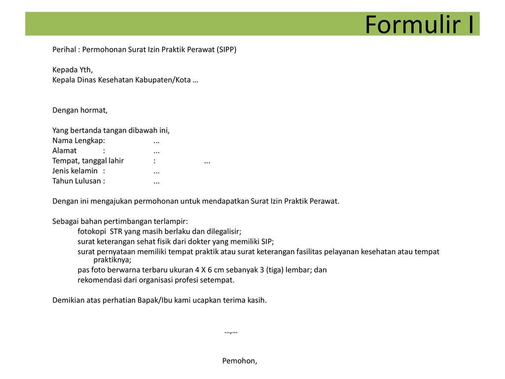 Peraturan Menteri Kesehatan Republik Indonesia Ppt Download