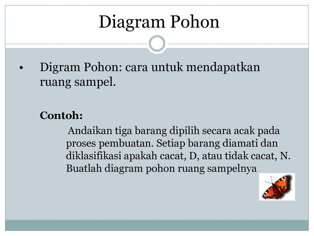 Peluang permutasi kombinasi ppt download 16 diagram pohon ccuart