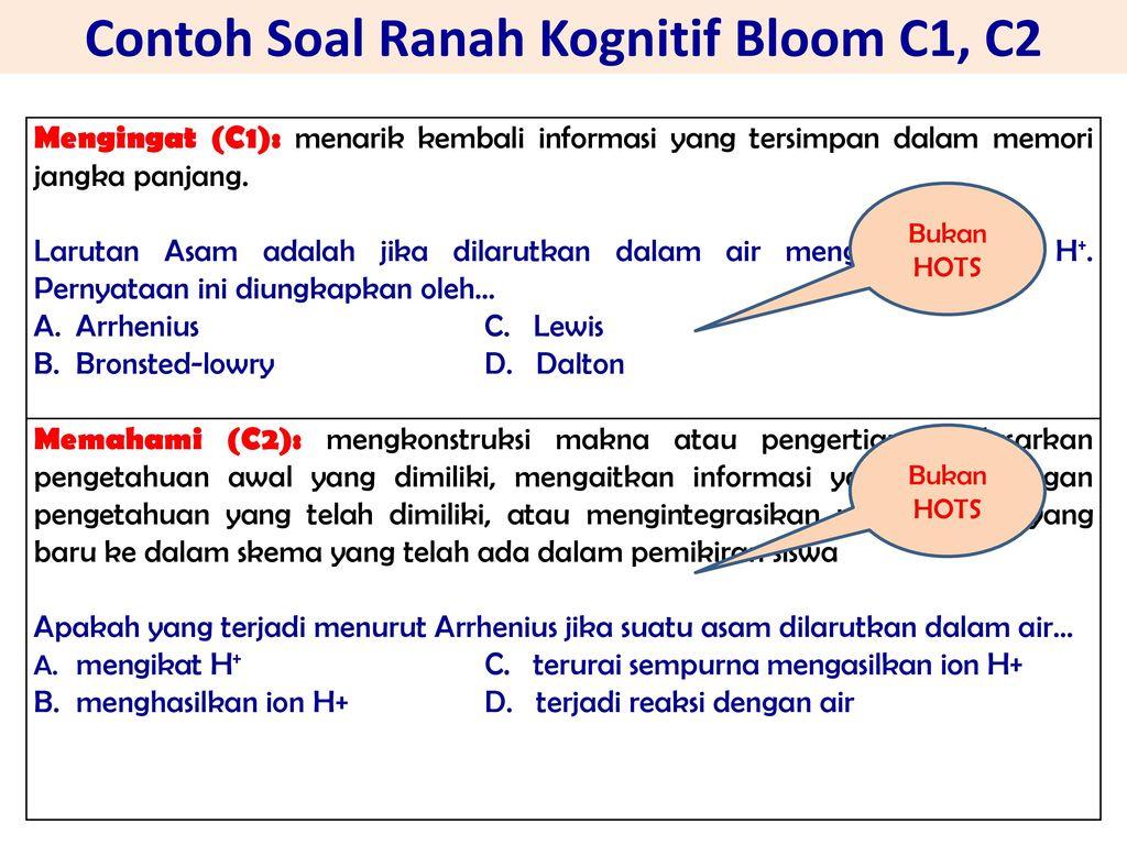 Contoh Soal Hots Pai Sma Kelas X Ilmu Pengetahuan 9
