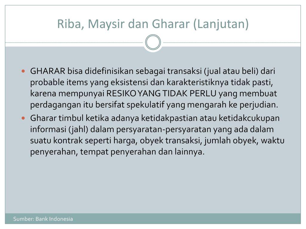 Konsep Investasi Syariah Ppt Download