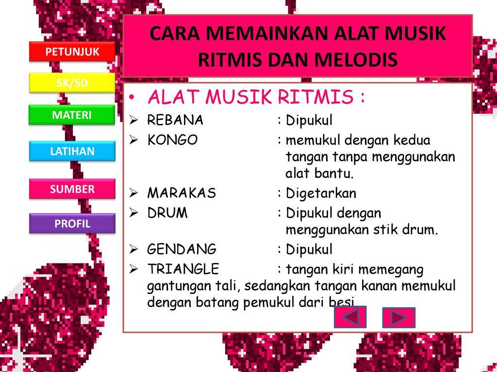 Seni Musik Ppt Download