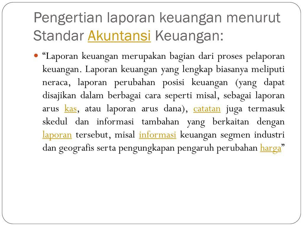 Analisis Laporan Keuangan Bank Syariah Ppt Download