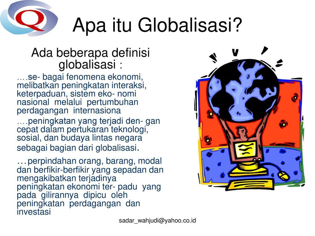 Keuntungan dan Kerugian Perdagangan Internasional - Insan Pelajar