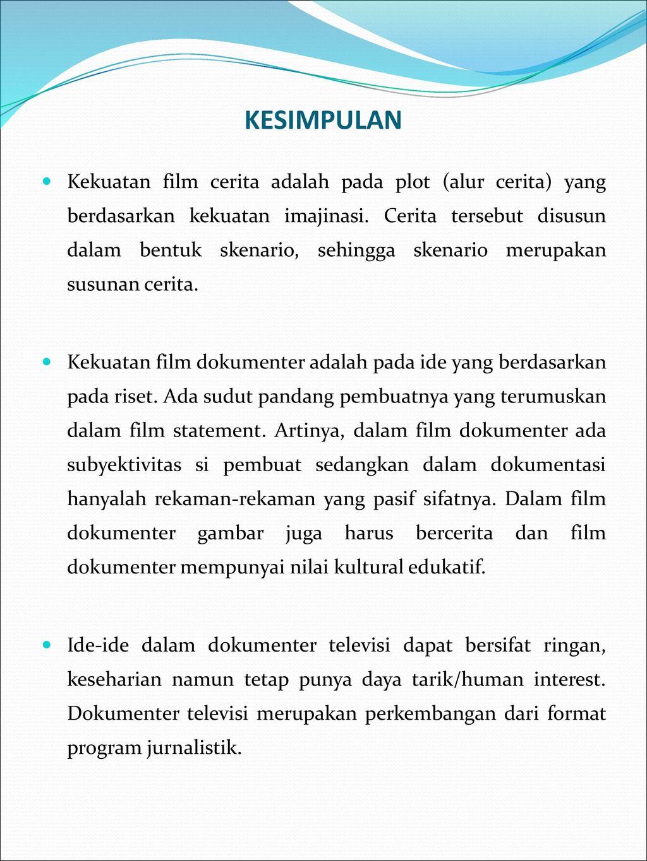 Film Dokumenter Marselli Sumarno Ppt Download