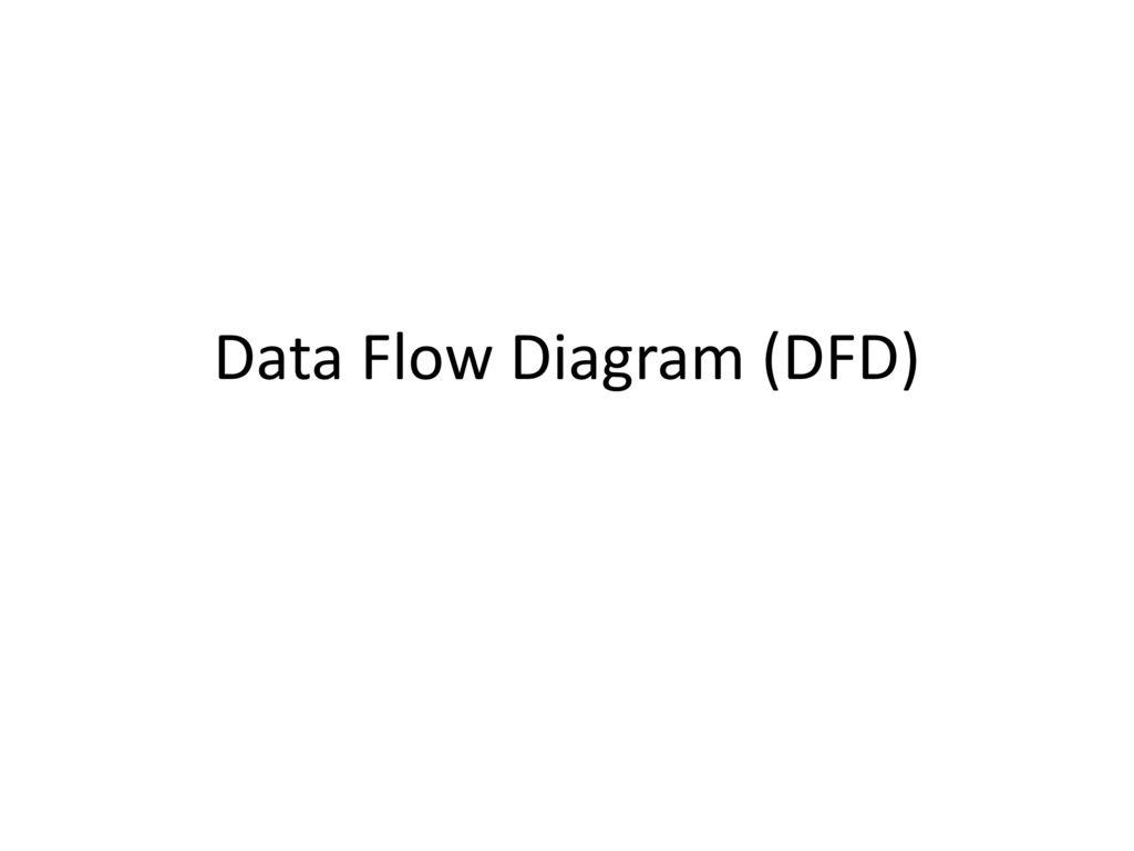 Data flow diagram book ppt download 2 data flow diagram dfd ccuart Images
