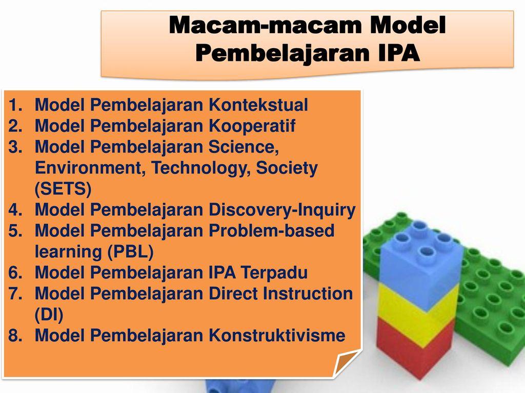 Model Pembelajaran Ipa Ppt Download