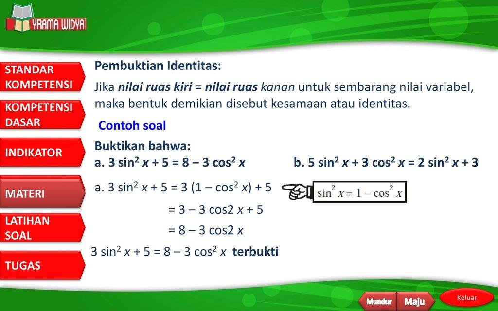 Bab 8 Trigonometri Sumber Gambar Peusar Blogspot Com Ppt Download