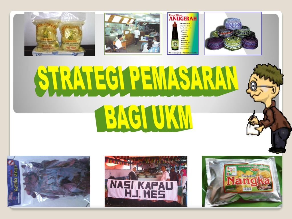 Strategi Pemasaran Bagi Ukm Ppt Download