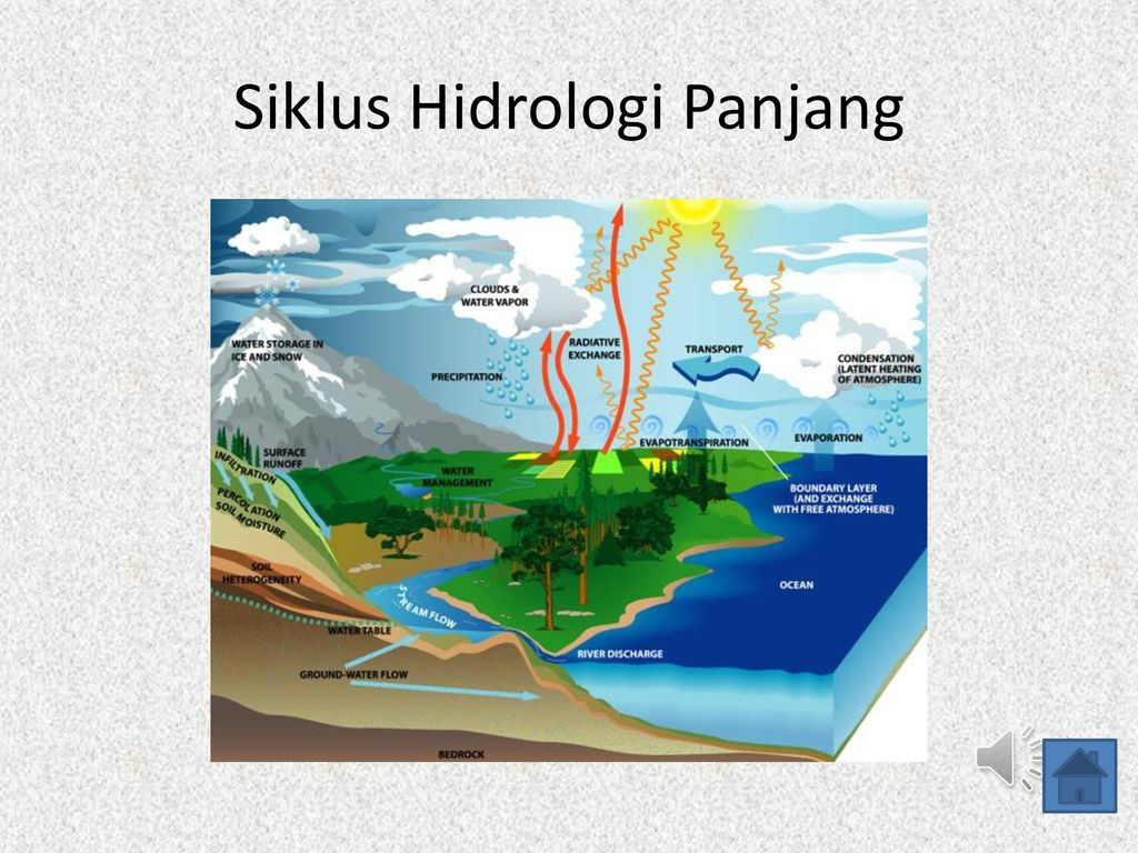 Siklus Hidrologi Disusun Oleh Nama Rina Murtafi Atun Ppt Download