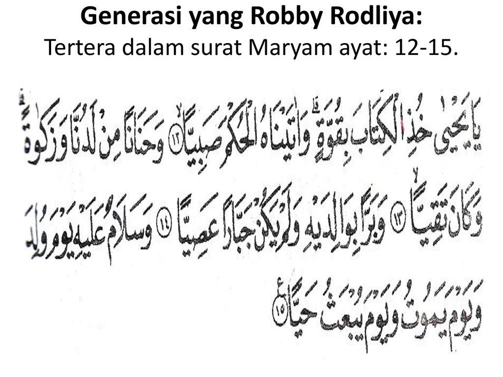 Generasi Robby Rodliya Pendidikan Kimia Unimus Pw Aisyiyah