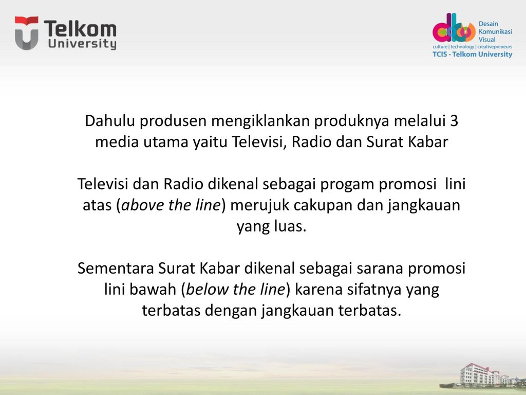Matakuliah New Media Minggu 2 Perubahan Arah Media I Ppt Download