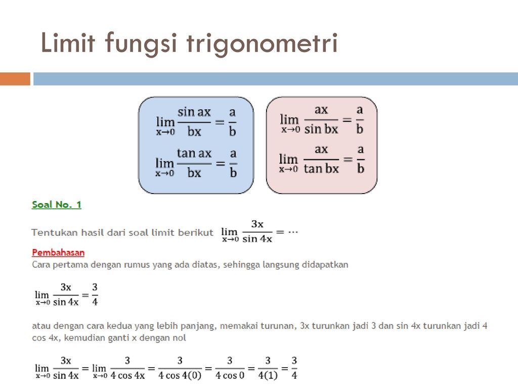 Limit fungsi ppt.