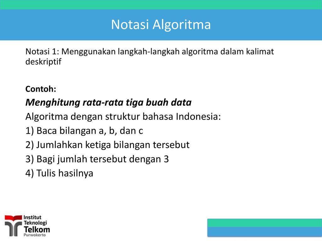 Algoritma Dan Pemrograman Is Ppt Download