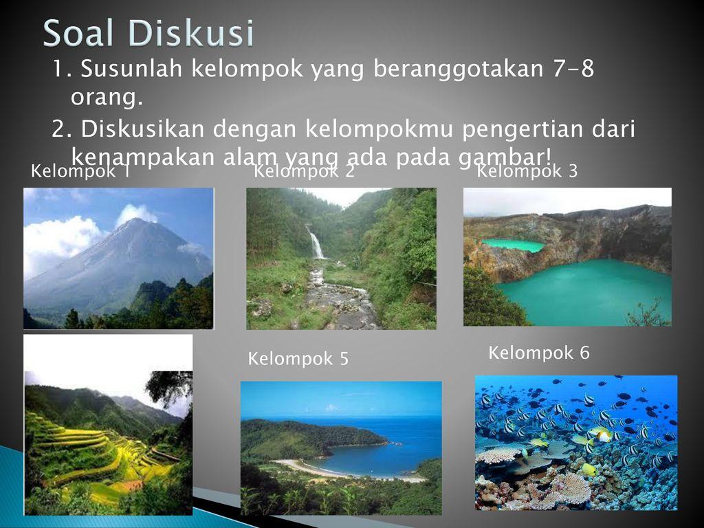 Kenampakan Alam Ppt Download