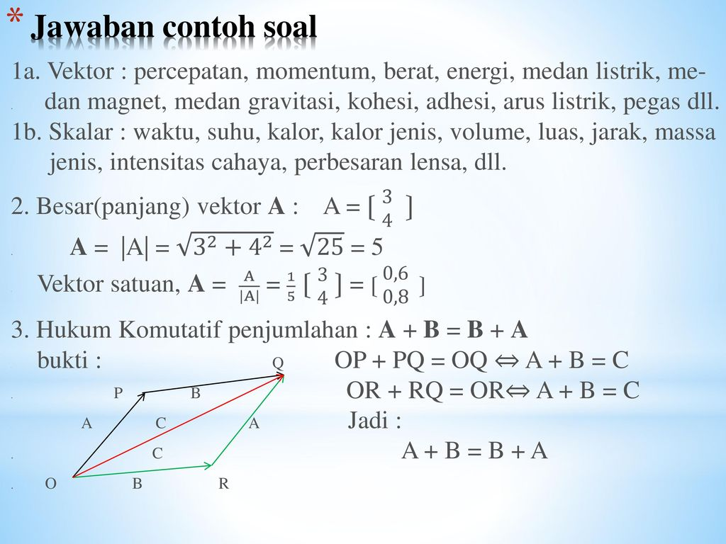 Aljabar Vektor Matriks Vector Analysis Matrices Ppt Download