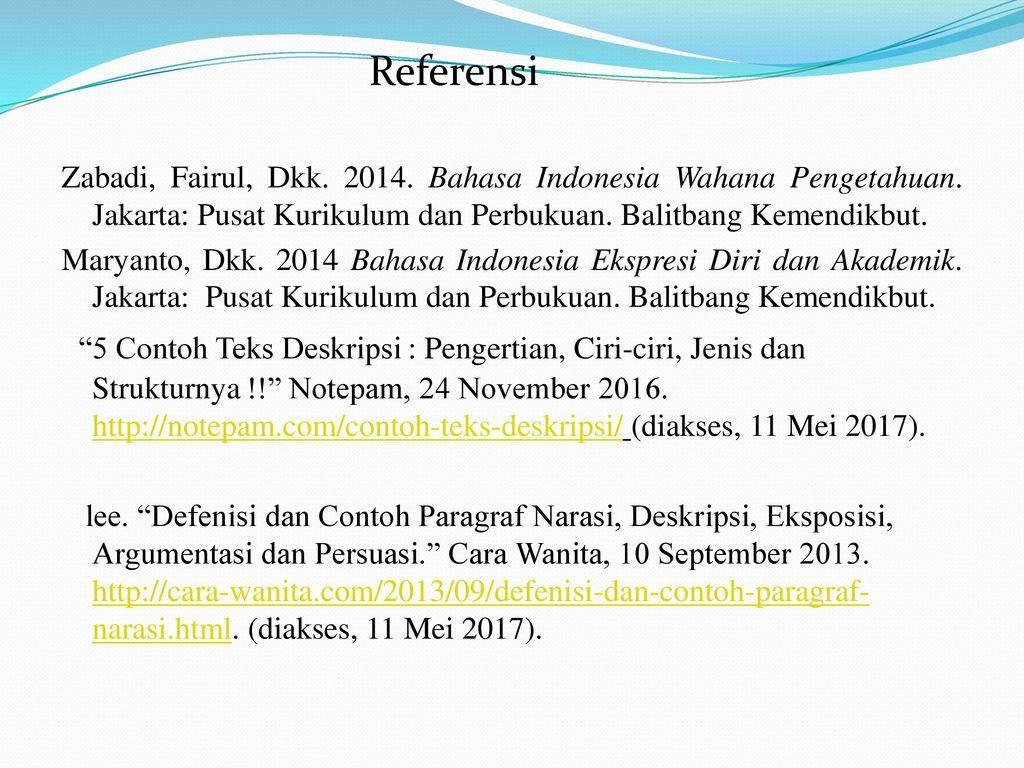 Mata Kuliah Pengembangan Minat Baca Ppt Download